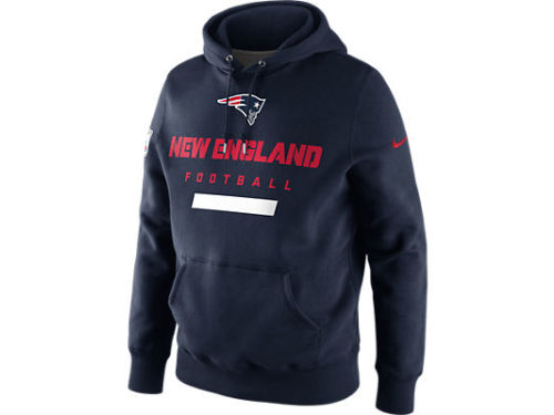 New England Patriots Nike NFL Classic Property Of Hoodie