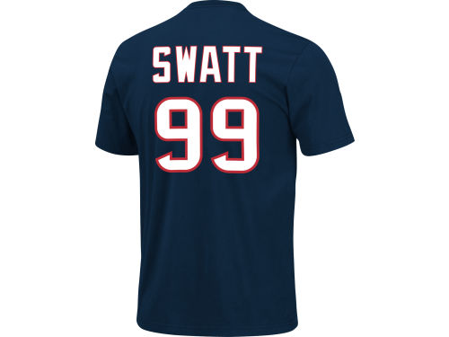Houston Texans J.J. Watt VF Licensed Sports Group NFL Men's Eligible Receiver T-Shirt