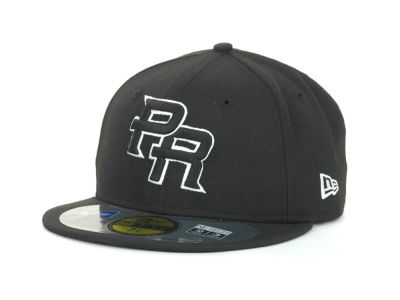 Puerto Rico MLB 2013 World Baseball Classics Black White 59FIFTY Cap Hats
