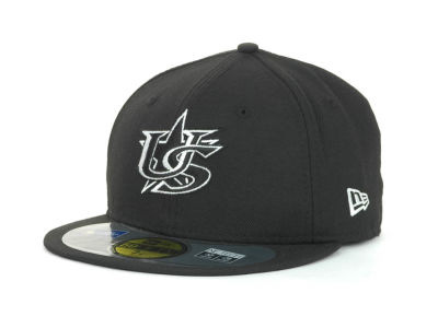 USA MLB 2013 World Baseball Classics Black White 59FIFTY Cap Hats