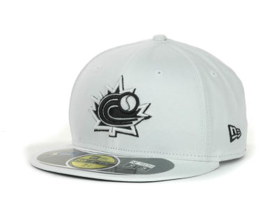 Canada MLB 2013 World Baseball Classics White Black 59FIFTY Cap Hats