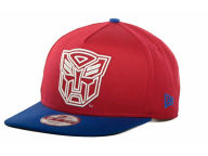 Transformers Hero Neon Sign 3 A-Frame 9FIFTY Caps Adjustable Hats