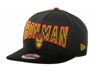 Marvel Ironman Snapback A-Frame 9FIFTY Cap Adjustable Hats