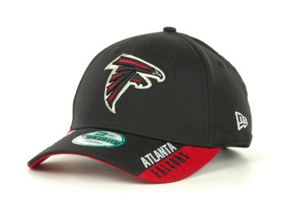 Atlanta Falcons NFL Visor Text 9FORTY Cap Hats