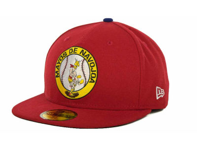 Mayos de Navojoa Mexican Pacific 59FIFTY Cap Hats