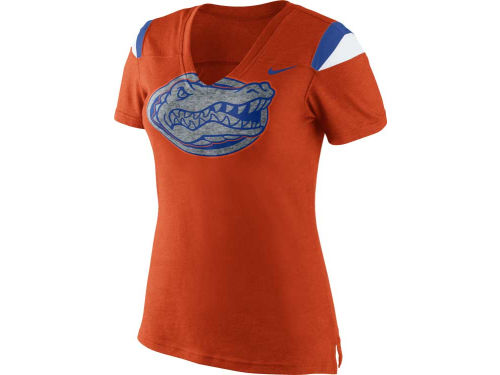 Florida Gators Nike NCAA Womens Football Replica T-Shirt