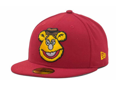 Fozzie Bear Branded Custom Collection 59FIFTY Cap Hats