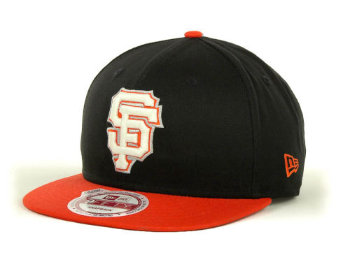 San Francisco Giants New Era MLB Glow In The Dark Snap 9FIFTY Cap Hats