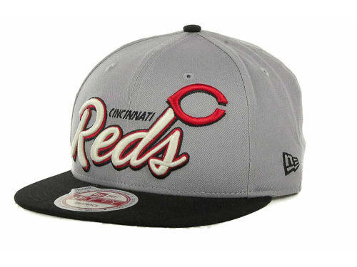 Cincinnati Reds New Era MLB Glow In The Dark Snap 9FIFTY Cap Hats