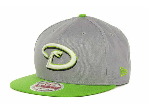 Arizona Diamondbacks New Era MLB Glow In The Dark Snap 9FIFTY Cap Hats