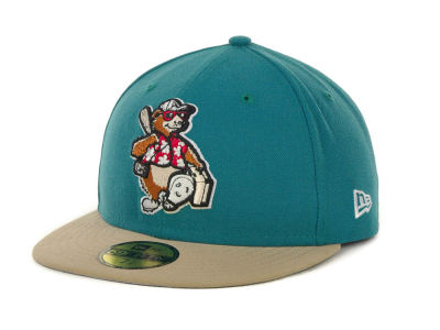 Asheville Tourists MiLB Custom Collection 59FIFTY Cap Hats