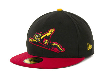 Richmond Flying Squirrels MiLB Custom Collection 59FIFTY Cap Hats