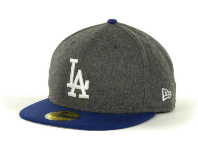 Los Angeles Dodgers MLB Custom Collection 59FIFTY Cap Hats