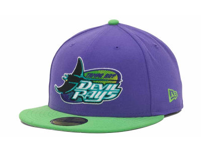 Tampa Bay Rays MLB Custom Collection 59FIFTY Cap Hats