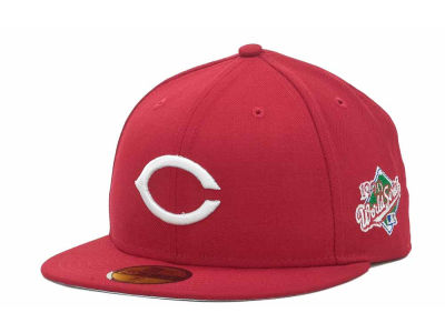 Cincinnati Reds MLB Custom Collection 59FIFTY Cap Hats
