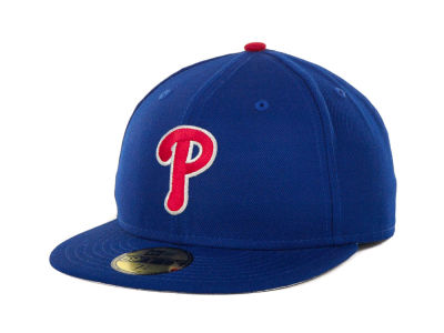 Philadelphia Phillies MLB Custom Collection 59FIFTY Cap Hats