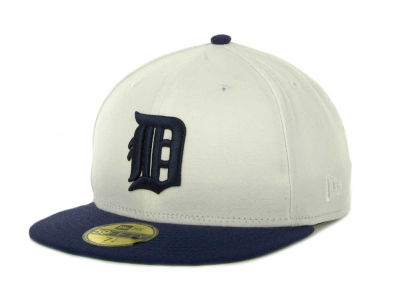 Detroit Tigers MLB Custom Collection 59FIFTY Cap Hats