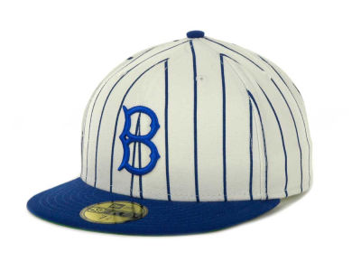 Brooklyn Dodgers MLB Custom Collection 59FIFTY Cap Hats