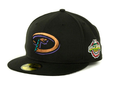 Arizona Diamondbacks MLB Custom Collection 59FIFTY Cap Hats