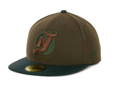 New Jersey Devils NHL Custom Collection 59FIFTY Cap Hats