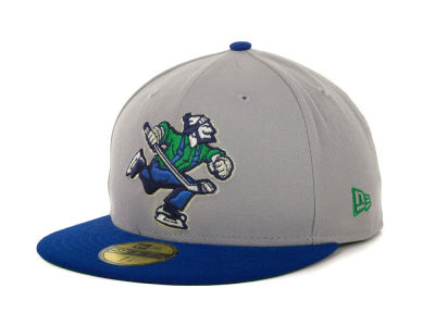Vancouver Canucks NHL Custom Collection 59FIFTY Cap Hats