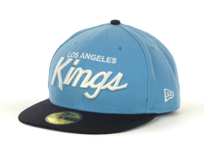 Los Angeles Kings NHL Custom Collection 59FIFTY Cap Hats