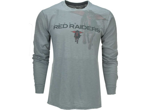 Texas Tech Red Raiders NCAA Genuine Long Sleeve Slub T-Shirt