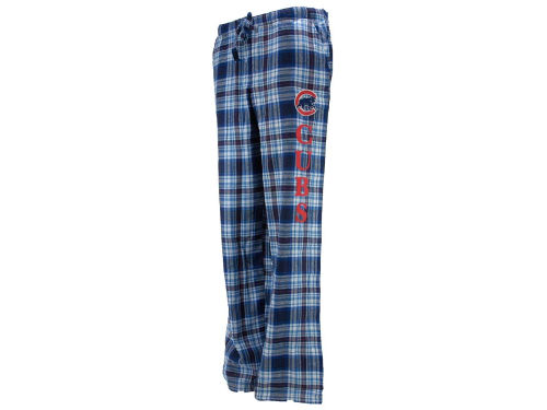Chicago Cubs College Concepts MLB Womens Scoreboard Fleece Pants