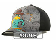 Nickelodeon Phineas and Ferb Running Perry Youth Cap Adjustable Hats