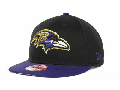 Baltimore Ravens NFL Baycik 9FIFTY Cap Hats