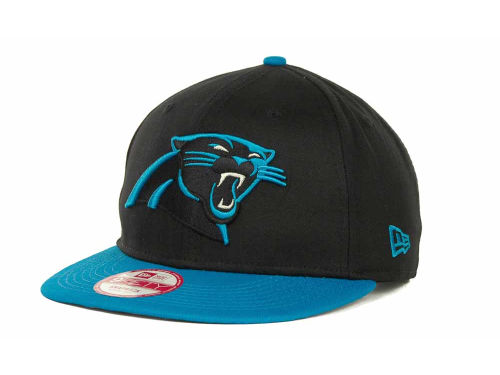 Carolina Panthers New Era NFL Baycik 9FIFTY Cap Hats