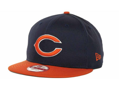 Chicago Bears NFL Baycik 9FIFTY Cap Hats