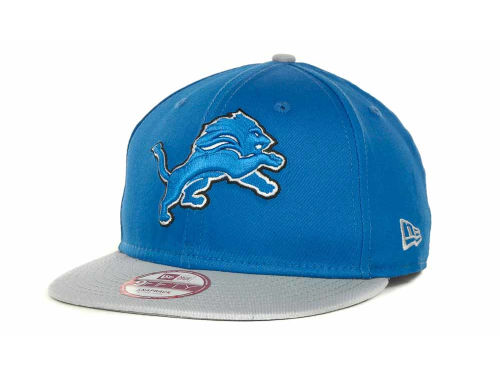 Detroit Lions New Era NFL Baycik 9FIFTY Cap Hats