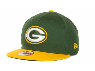 Green Bay Packers NFL Baycik 9FIFTY Cap Hats