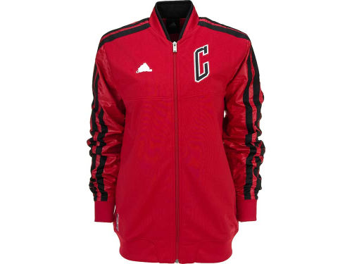 Chicago Bulls adidas NBA Weekend On-Court Jacket