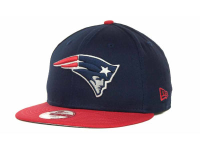 New England Patriots NFL Baycik 9FIFTY Cap Hats