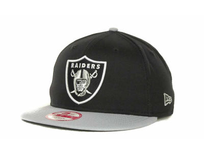 Oakland Raiders NFL Baycik 9FIFTY Cap Hats