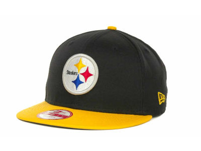 Pittsburgh Steelers NFL Baycik 9FIFTY Cap Hats