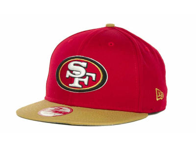 San Francisco 49ers NFL Baycik 9FIFTY Cap Hats