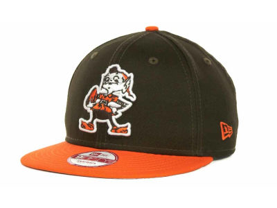 Cleveland Browns NFL Baycik 9FIFTY Cap Hats