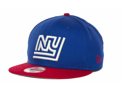 New York Giants NFL Baycik 9FIFTY Cap Hats