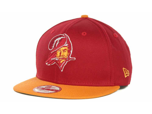 Tampa Bay Buccaneers New Era NFL Baycik 9FIFTY Snapback Cap Hats