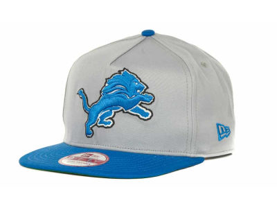 Detroit Lions NFL Team Flip Up A Frame 9FIFTY Cap Hats