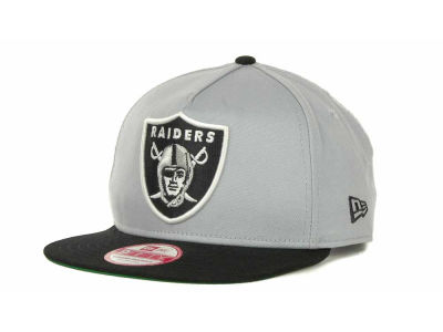 Oakland Raiders NFL Team Flip Up A Frame 9FIFTY Cap Hats