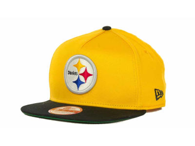 Pittsburgh Steelers NFL Team Flip Up A Frame 9FIFTY Cap Hats