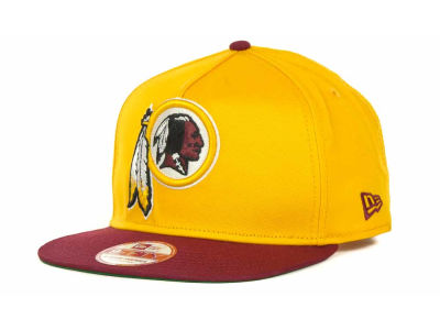 Washington Redskins NFL Team Flip Up A Frame 9FIFTY Cap Hats