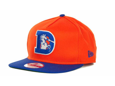 Denver Broncos NFL Team Flip Up A Frame 9FIFTY Cap Hats