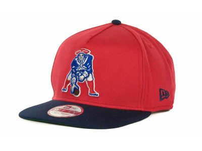 New England Patriots NFL Team Flip Up A Frame 9FIFTY Cap Hats