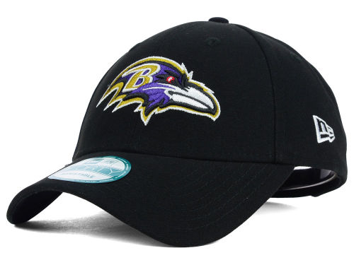 Baltimore Ravens New Era NFL First Down 9FORTY Hats