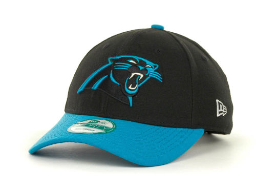 Carolina Panthers New Era NFL First Down 9FORTY Hats